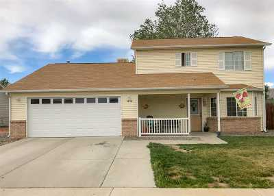 Single Family Home For Sale: 3232 Sunray Court