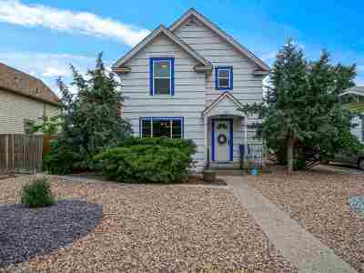 Grand Junction Single Family Home For Sale: 1255 Grand Avenue