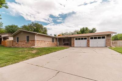 Grand Junction CO Single Family Home For Sale: $325,000