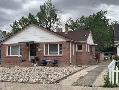 Grand Junction Single Family Home For Sale: 1015 Grand Avenue