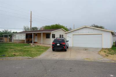 Single Family Home For Sale: 3068 Cardinal Court