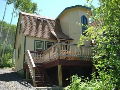 Single Family Home For Sale: 67767 Ferndell Road