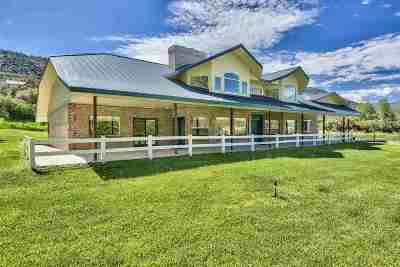 Single Family Home For Sale: 54210 Highway 330
