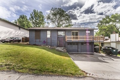 Grand Junction Single Family Home For Sale: 2410 Hidden Valley Drive