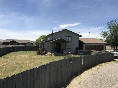 Grand Junction CO Single Family Home For Sale: $299,900
