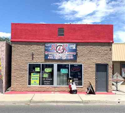 Grand Junction Commercial For Sale: 752 North Avenue