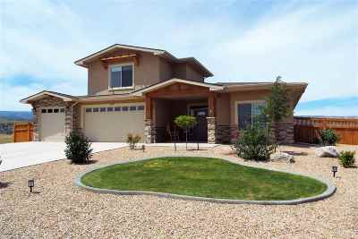 Single Family Home For Sale: 2667 Bangs Canyon Drive