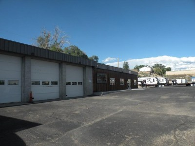 Grand Junction Commercial For Sale: 2586 Highway 6&50