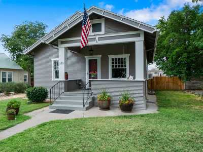 Grand Junction Single Family Home For Sale: 320 Belford Avenue