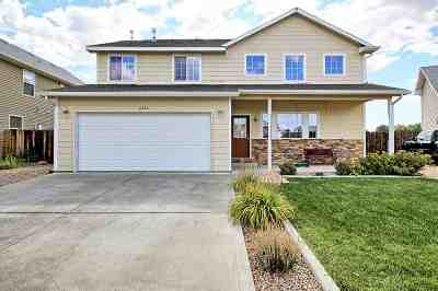Grand Junction Single Family Home For Sale: 622 1/2 Shannon Lane