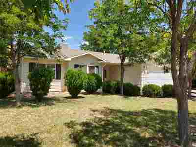 Single Family Home For Sale: 3140 1/2 Sharptail Street