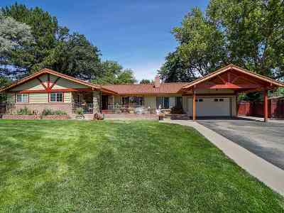 Grand Junction Single Family Home For Sale: 448 Bookcliff Drive