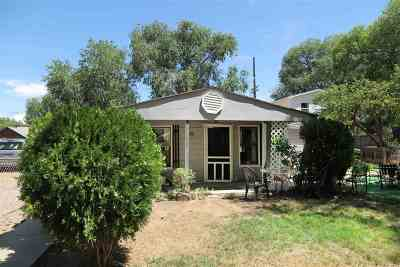 Single Family Home For Sale: 1748 Escalante Street