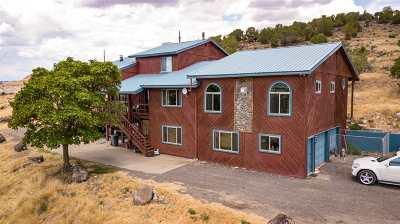 Mesa Single Family Home For Sale: 50249 Ke Road