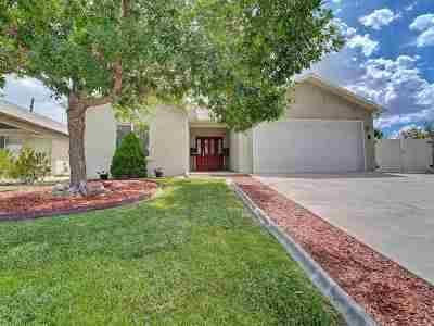 Single Family Home For Sale: 468 Bismarck Street