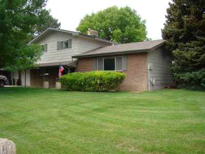 Single Family Home For Sale: 2231 S Regent Circle