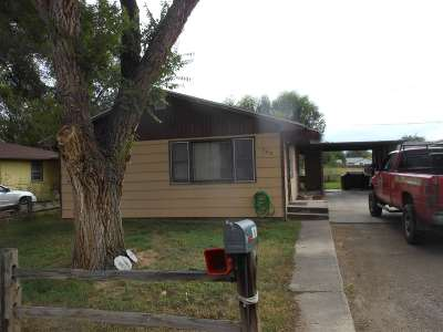 Grand Junction CO Single Family Home For Sale: $159,000
