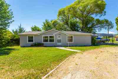 Clifton Single Family Home For Sale: 3473 G Road