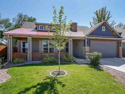 Single Family Home For Sale: 668 Copper Canyon Drive #B