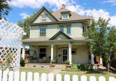 Grand Junction Single Family Home For Sale: 1810 White Avenue
