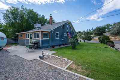 Single Family Home For Sale: 2478 Broadway