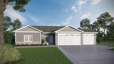 Single Family Home For Sale: 2144 Slope Creek Avenue