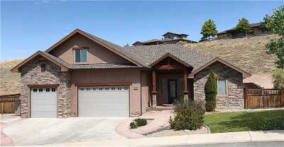 Single Family Home For Sale: 2660 Bangs Canyon Drive