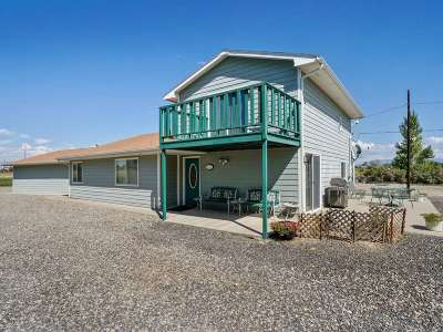 Fruita Single Family Home For Sale: 1967 Frontage Road