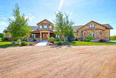 Grand Junction CO Single Family Home For Sale: $2,195,000