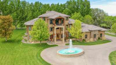 Mesa County Single Family Home For Sale: 711 Independence Valley Drive