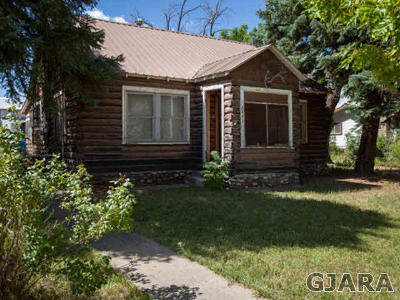 Palisade Single Family Home For Sale: 3683 F Road