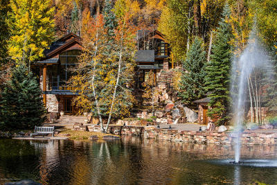 Aspen Rental For Rent: 109 Willoughby Way