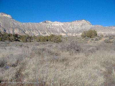Battlement Mesa, Parachute Farm & Ranch For Sale: Tbd Hwy 6