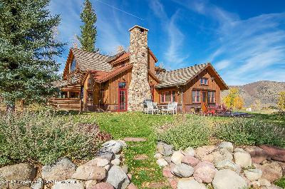 Snowmass Farm & Ranch For Sale: 1150 Capitol Creek Road