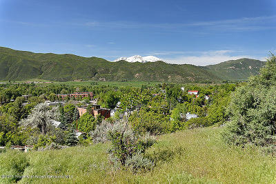 Basalt Residential Lots & Land For Sale: 280 E Sopris Drive