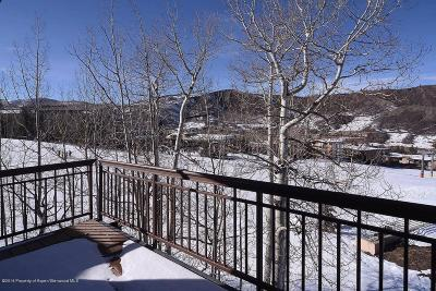Snowmass Condo/Townhouse For Sale: 51 Trails End Lane #3
