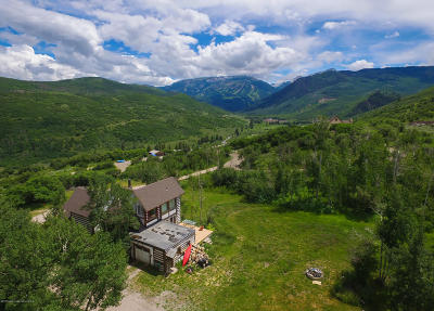 Snowmass Single Family Home For Sale: 594 Shield O Road
