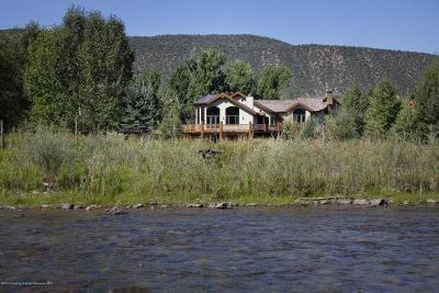 Carbondale Single Family Home For Sale: 134 River Glen