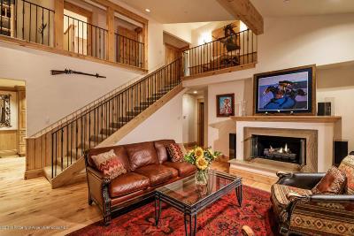 Aspen Condo/Townhouse For Sale: 33 Pitkin Mesa Drive