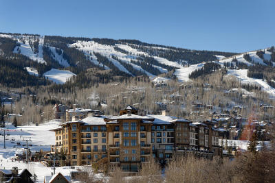 Snowmass Condo/Townhouse For Sale: 130 Wood Road #441