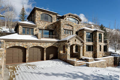 Aspen Rental For Rent: 1124 Red Mountain Road