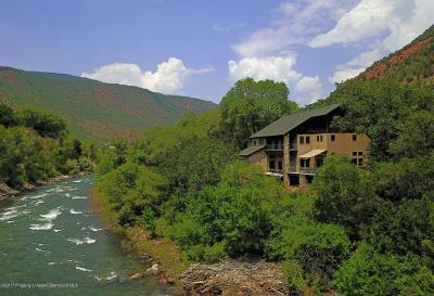 Glenwood Springs Single Family Home For Sale: 1601 County Road 154