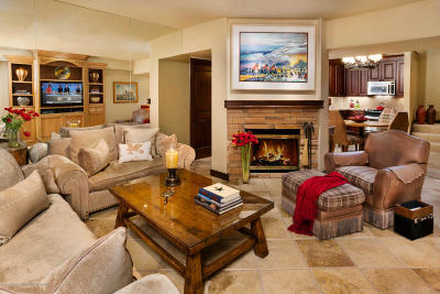Snowmass Condo/Townhouse For Sale: 425 Wood Road #37