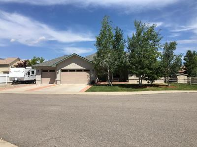 Rifle Single Family Home For Sale: 1412 E Spruce Court