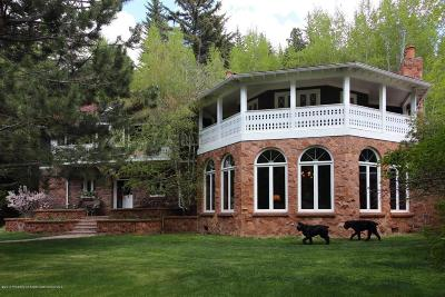 Carbondale Farm & Ranch For Sale: 18 Antelope Drive #Crystal