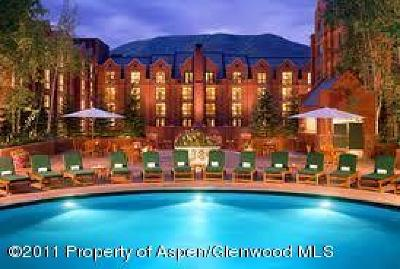 Aspen Timeshare For Sale: 315 E Dean Street #B32