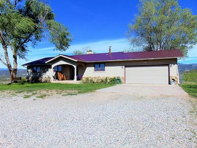 Silt Single Family Home For Sale: 2094 County Road 326