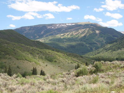 Snowmass Residential Lots & Land For Sale: 51 Shield O Road #Lot 14