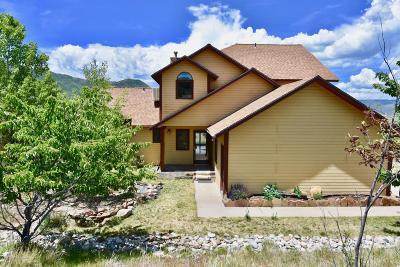 Silt Single Family Home For Sale: 3744 Co Rd 237