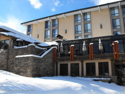 Snowmass Condo/Townhouse For Sale: 300 Carriage Way #201